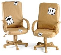 Déménagement d'entreprise - mobilier de bureau