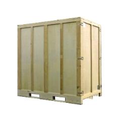 Caisse de garde meuble