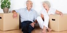 aide au déménagement retraité