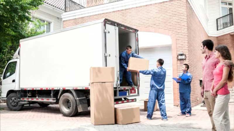déménageurs professionnels