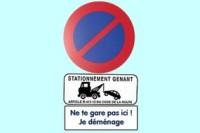 Demande d'autorisation de stationnement