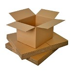L'emballage des cartons de déménagement