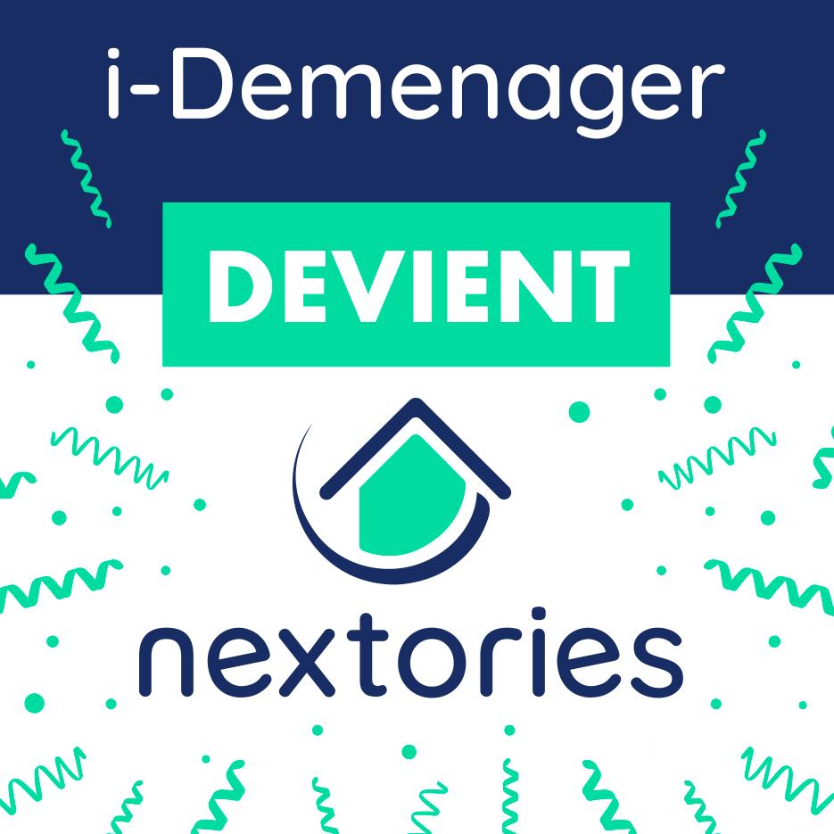 i-Demenager change de nom et devient Nextories
