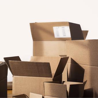 Où trouver des cartons pour son déménagement ?
