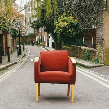 Que faire des meubles que vous ne voulez plus lors d'un déménagement ?