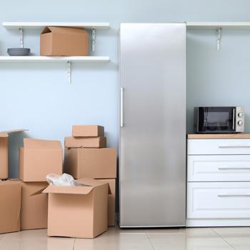 Comment déménager son réfrigérateur ou son congélateur ?
