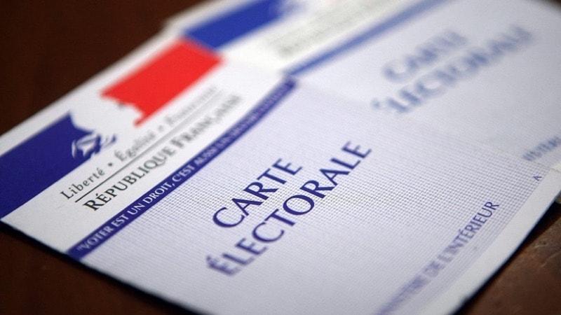 Paris Bordeaux Déménagement Carte électorale