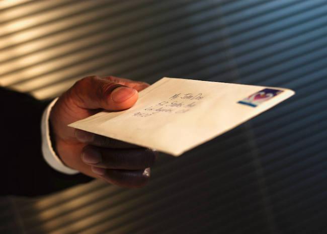 Lyon Déménagement transfert courrier